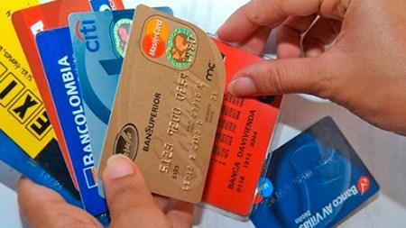 tarjetas de crédito colombia