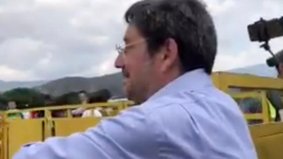 pacho santos frontera venezuela