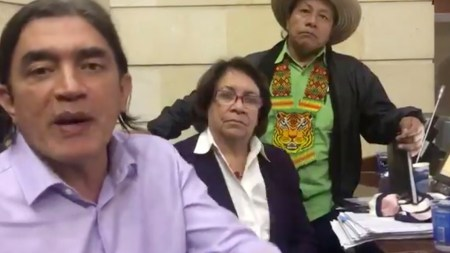 gustavo bolivar anticorrupcion congreso