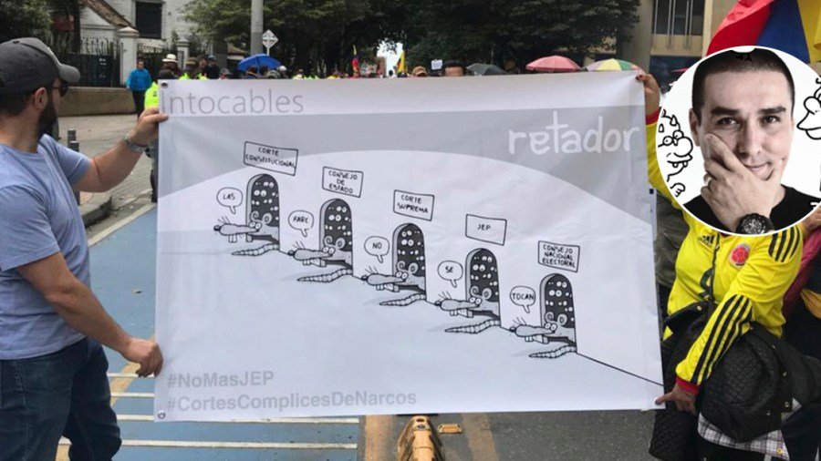 matador caricaturas