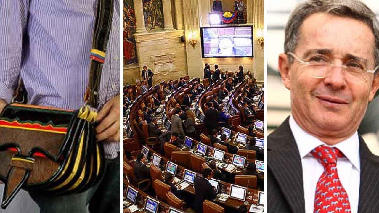 Critican al Congreso por debatir sobre el carriel antioqueño en plena  emergencia