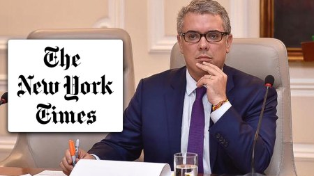 ivan duque the new york times