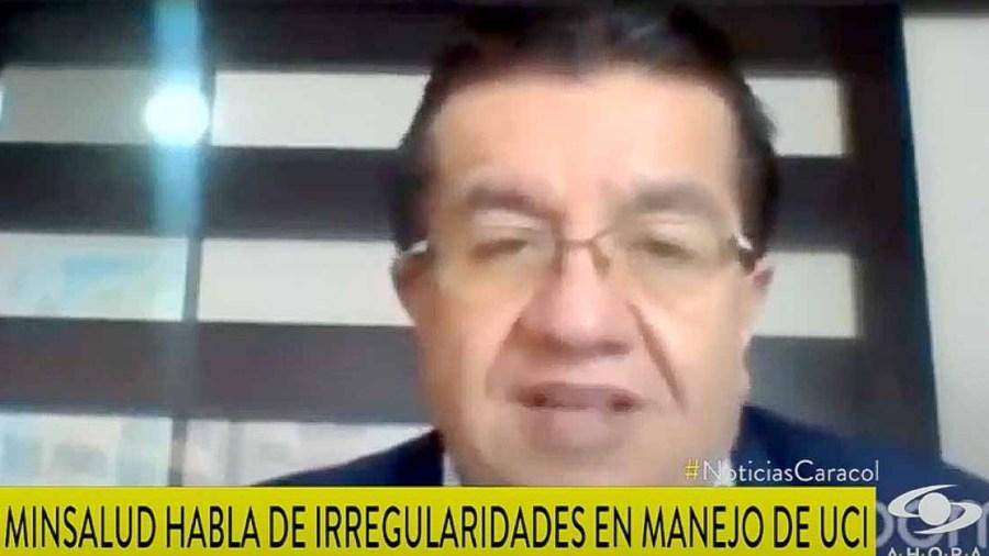 ministro de salud ucis colombia