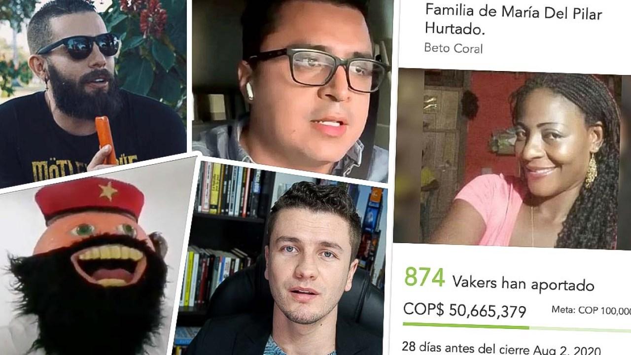 Activistas logran recolectar más de $50 millones en donaciones para familia  de líder social asesinada