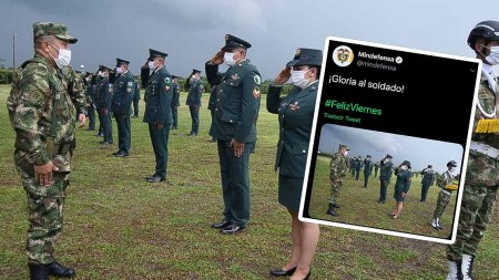 mindefensa soldados