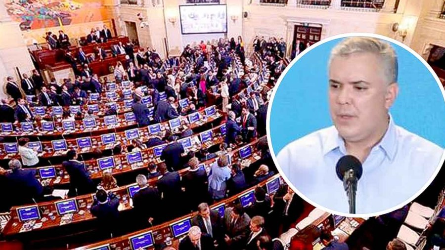 duque congreso