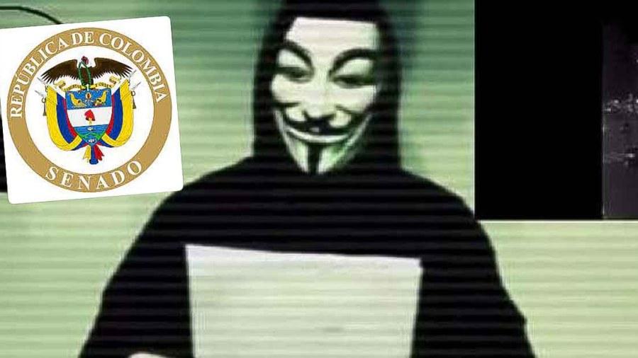 anonymous senado