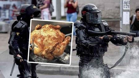 pollo esmad
