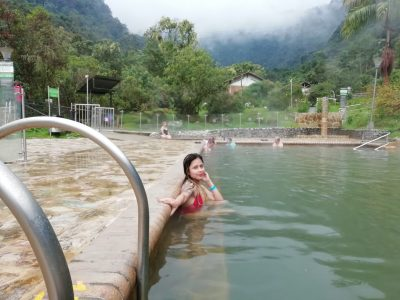 San Vicente Hot Springs - Santa Rosa de Cabal - Nature Reserve - Coffee Region - Colombia - Transportation Plan 1 - High Mountain Plan in the Coffee Region