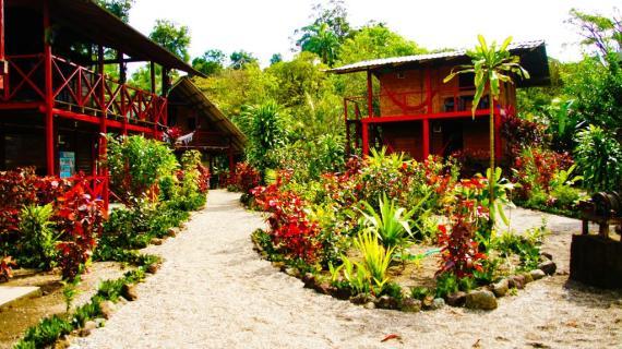 Hotel Nautilos - Nuqui Choco - Pacifico Colombiano - Planes Turísticos - ColombiaTours