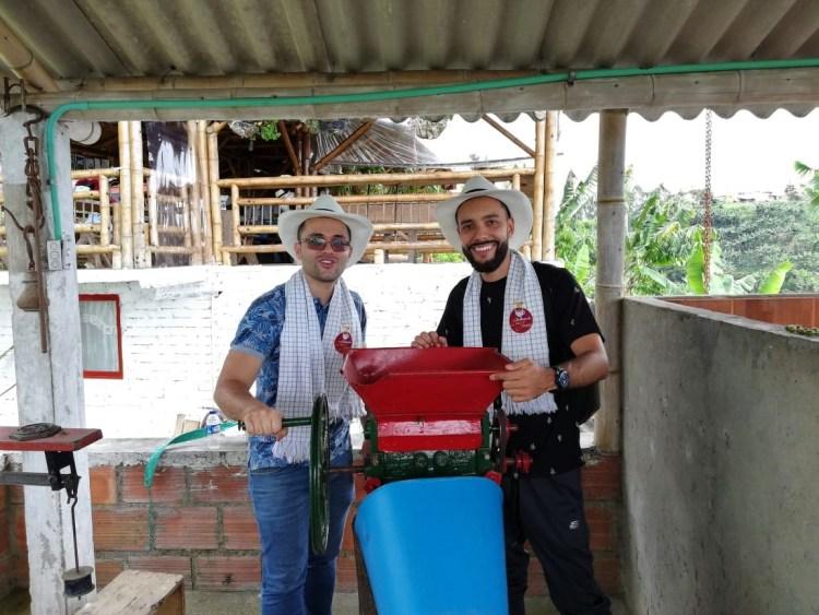 Plan Alta Montaña en el Eje Cafetero - Colombia - Plan Turístico - Paisaje Cultural Cafetero - Tour del Cafe - Eje Cafetero Tour del Café Altagracia