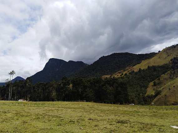 Cabaña Romántica Valle del Cocora Eje Cafetero Colombia Salento y Valle del Cocora - Eje Cafetero - Paisaje Cultural Cafetero - Colombia
