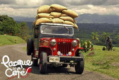 Coffee Park of Montenegro Coffee Axis Colombia