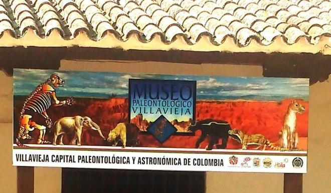 Museo Paleontológico - Desierto de la Tatacoa - Viajes Colombia
