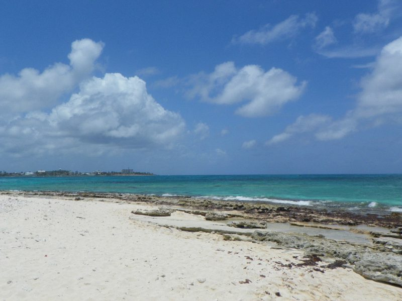 Beach - Johnny Cay Tour - San Andres Islands - ColombiaTours.Travel