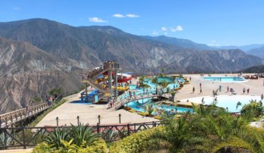Chicamocha-Park Canyon Plan