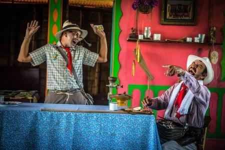 parque-los-arrieros Cultura Eje Cafetero - Parque Los Arrieros - Quimbaya Quindio