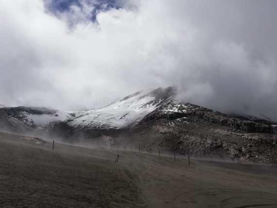 Nevado del Ruíz - Parque Nacional Natural los Nevados - Colombia - Alta Montaña - Planes Turísticos