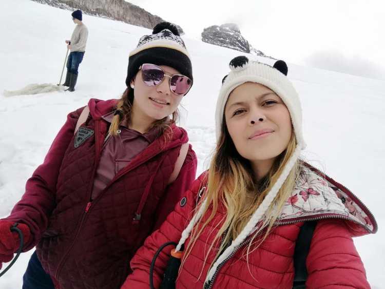 Santa Isabel Snowy Crossing - Colombia - Video - Los Nevados Eje Cafetero Natural National Park