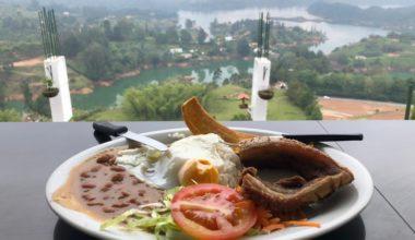 Vista al Embalse-Antioquia