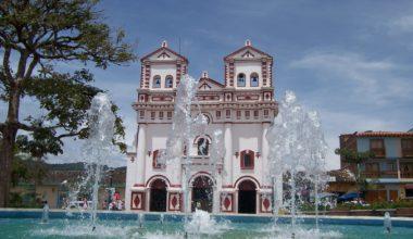 Iglesia de Guatapé
