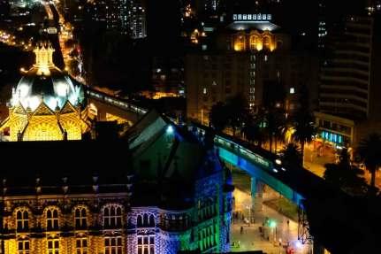 Medellin night tour