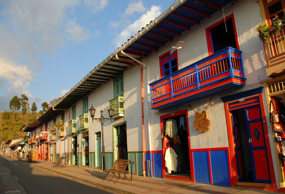 Tour of Salento, on the royal street - Colombian Coffee Axis