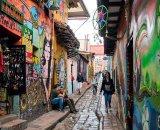 Bogotá tour Candelaria