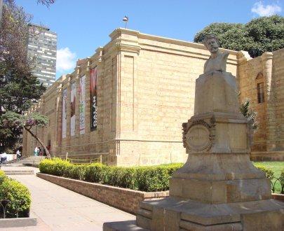 Bogota-Museum City Tour