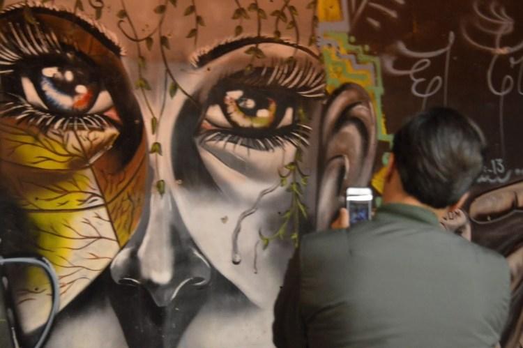 Graffiti Tour Graffiti Tour Commune 13 Medellin Colombia Travel