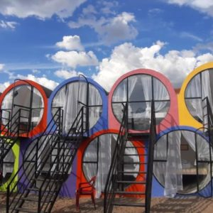 Tatacoa Desert - Accommodation - Tubo Hotel