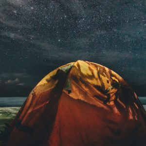 Camping Desert of the Tatacoa - Colombia trips