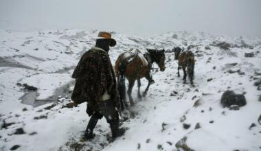 How to get there Snowy Santa Isabel