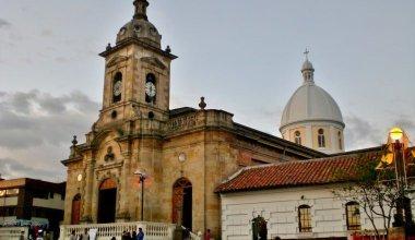 San Miguel Arcangel Paipa Church
