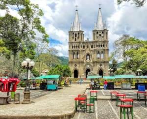 Peoples Heritage Antioquia-Plaza Central El Jardín