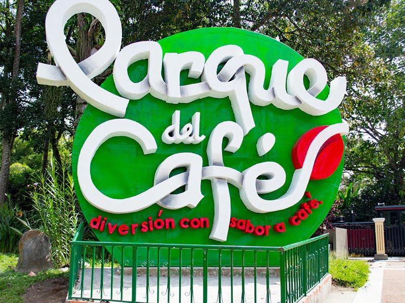 Main Entrance Quindío Coffee Park