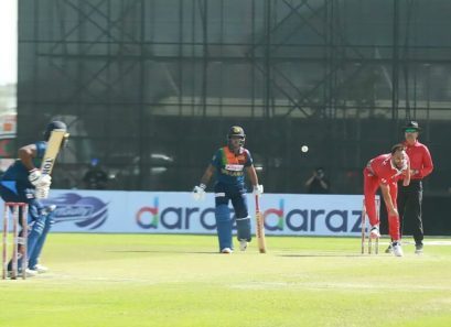 Sri Lanka cruise to victory over Oman in second T20   Colombo Gazette