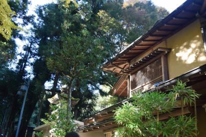 Entrance to Mount Takao