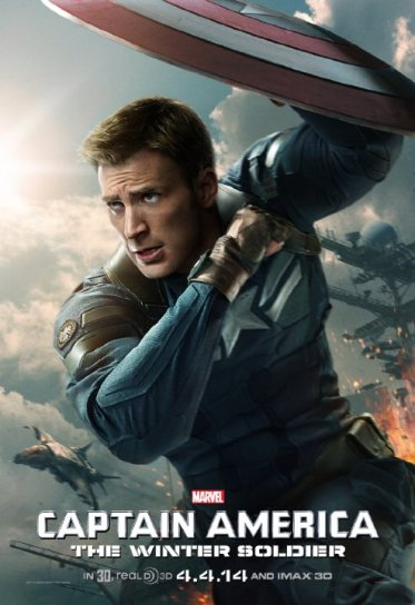 """Despite the reviews, """"Captain America: Winter Soldier"""" was one of the top movies of 2014, Earning 85.7 million on the opening weekend. The movie also set the record for highest earning movie of April 2014. Stars Scarlett Johansson and Chris Evans join forces with other superheros to adjust to a modern life. However, the team has to fight an expected enemy midway through the movie."""