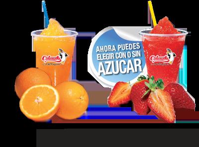 naranja-fresa