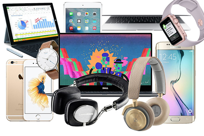 Top gadgets to take to office