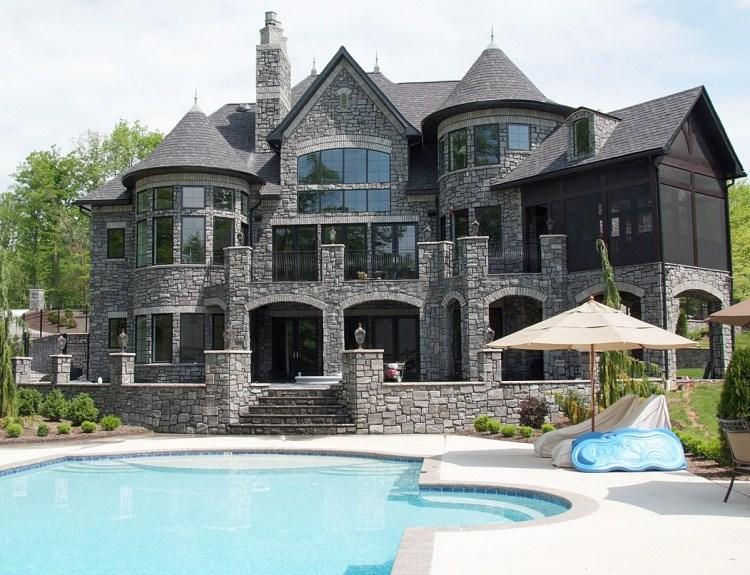 Elite Blue Granite Squared West Virginia