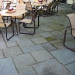 bluestone patio square cut flag