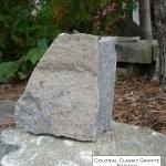 colonial classic granite random veneer corner
