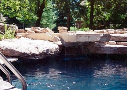 diving rock