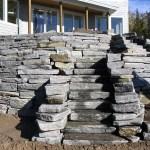 Elite Blue Granite Steps