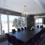Elite Blue Granite Sawn Height Thin Veneer Interior Wall