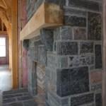 fireplace elite blue granite colonial classic granite blend