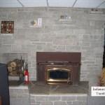 fireplace indianna limestone tumbled blend