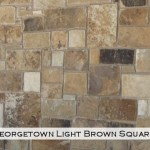 georgetown light brown squares